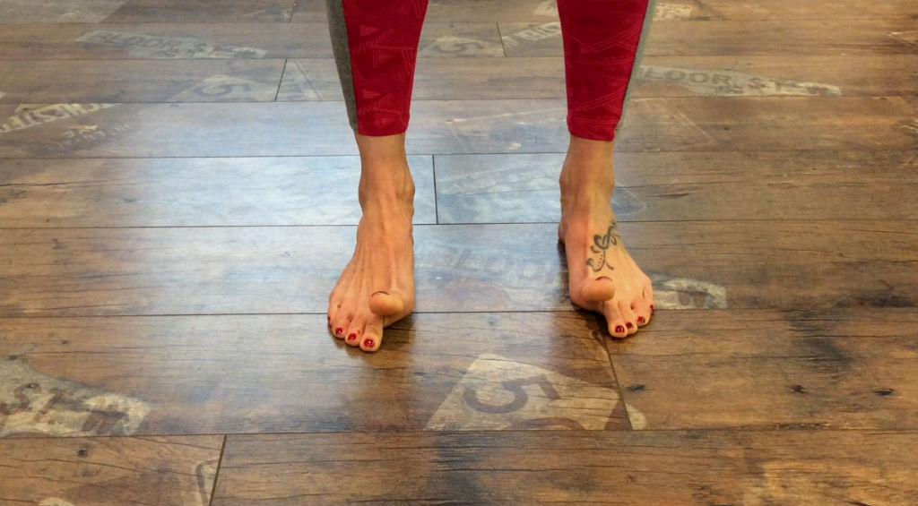 Повдигане пръстите на краката – две ресторативни упражнения с изумителен ефект