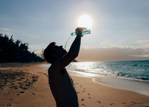 2-3 литра вода на ден! А дано, ама надали…